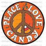 Peace, Love, Candy