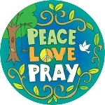 Peace, Love, Pray