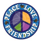 Peace, Love, Friendship
