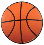Sports Basketball Magnet